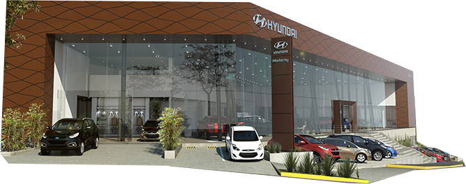 Hyundai Cumbres - Agencia